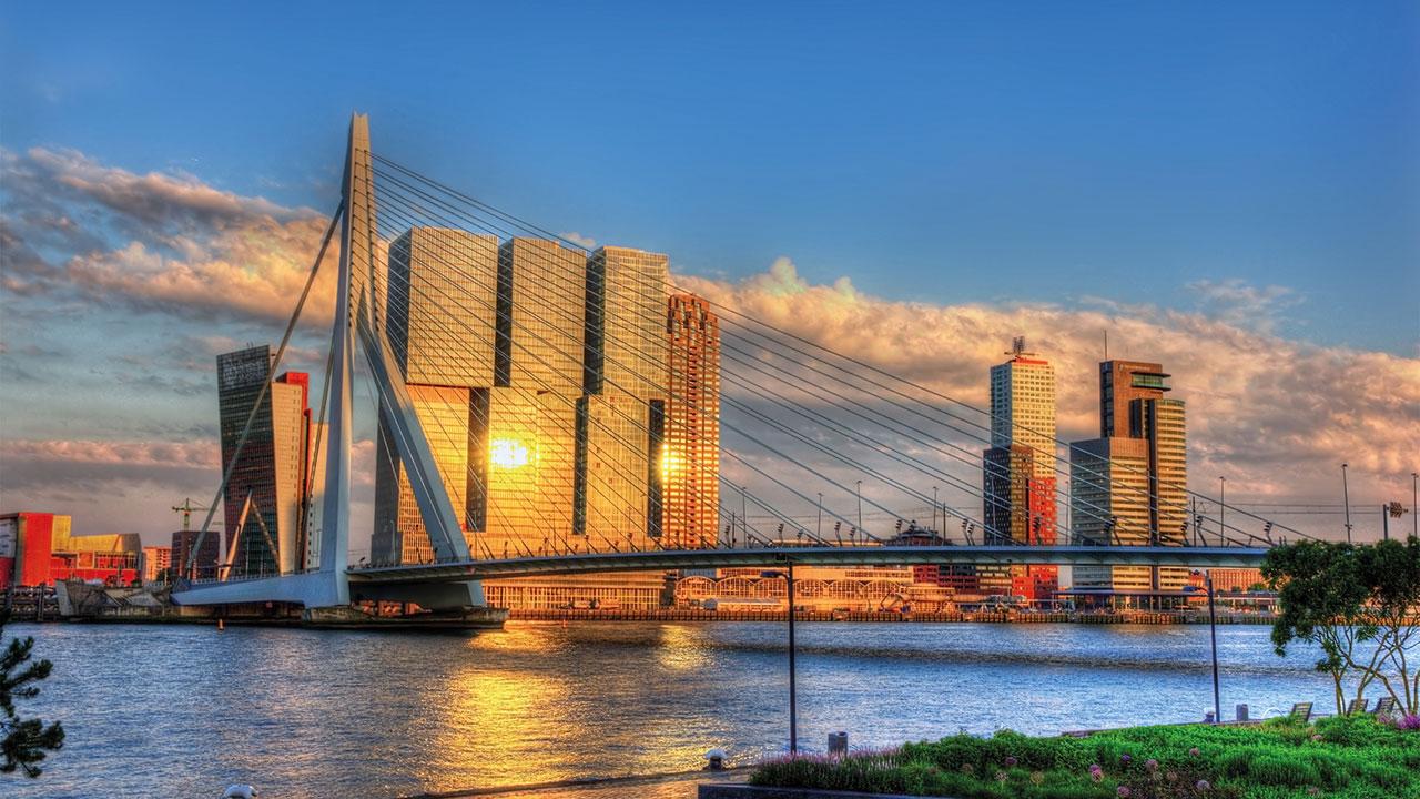 Rotterdam Brücke