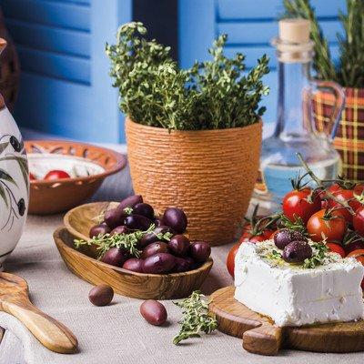 Olivenölmühle