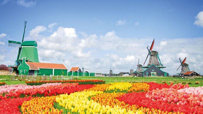 Länderinformationen Niederlande