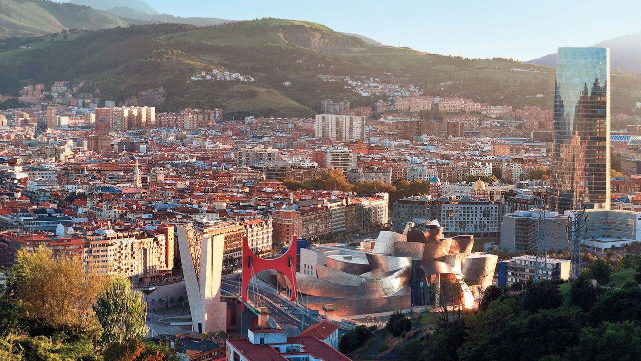 Bilbao Stadtansicht