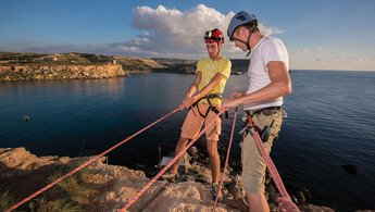 Klassenfahrt Malta Fachprogramm Aktiv