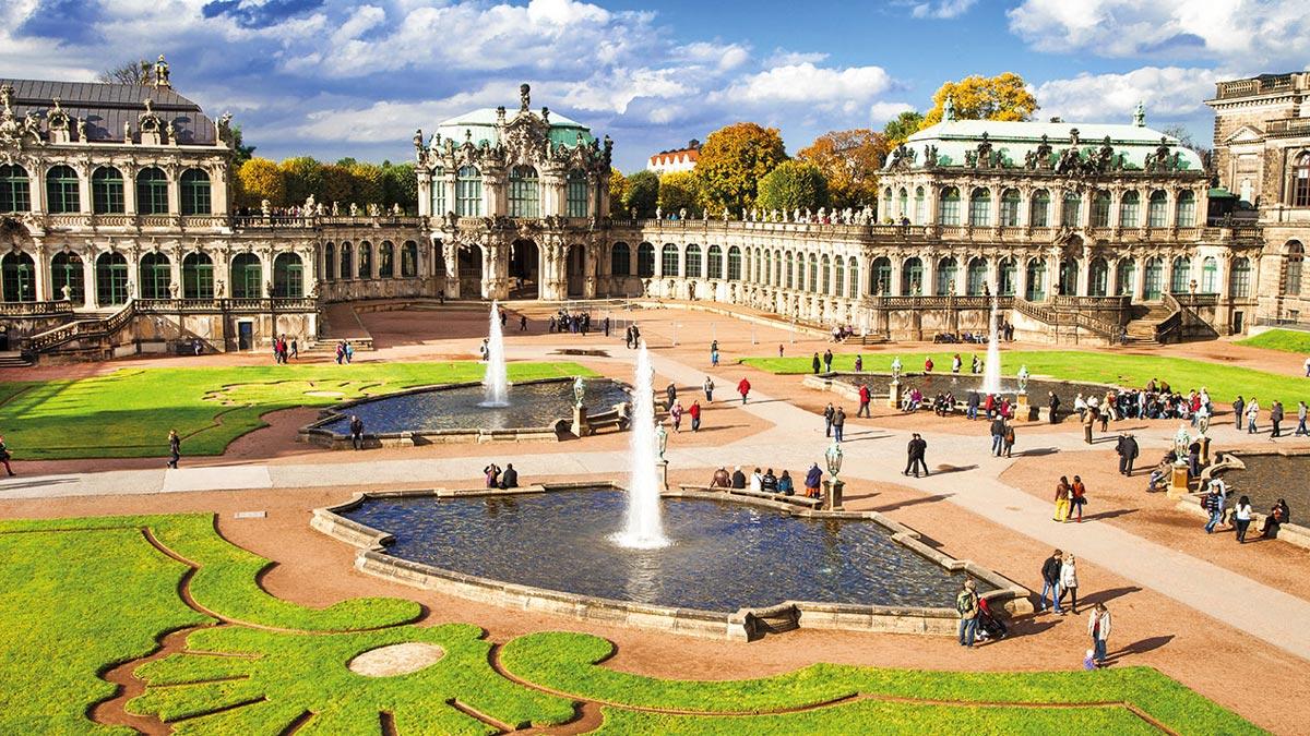Klassenfahrt Prag und Dresden
