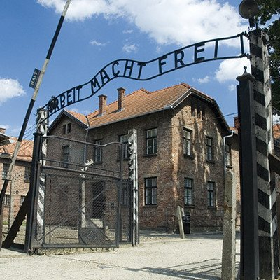 Gedenkstätte Auschwitz