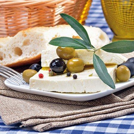 Kochen wie die Griechen