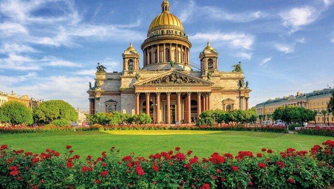 Gruppenreise St. Petersburg