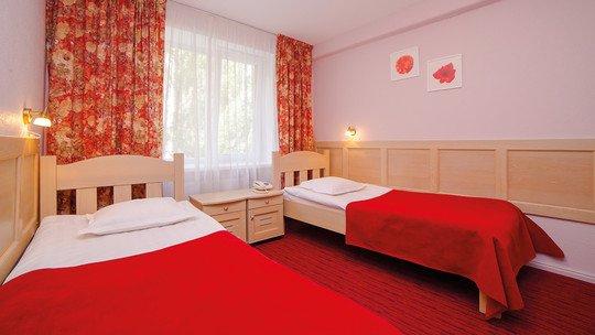 RIGA: Hotel Tia***