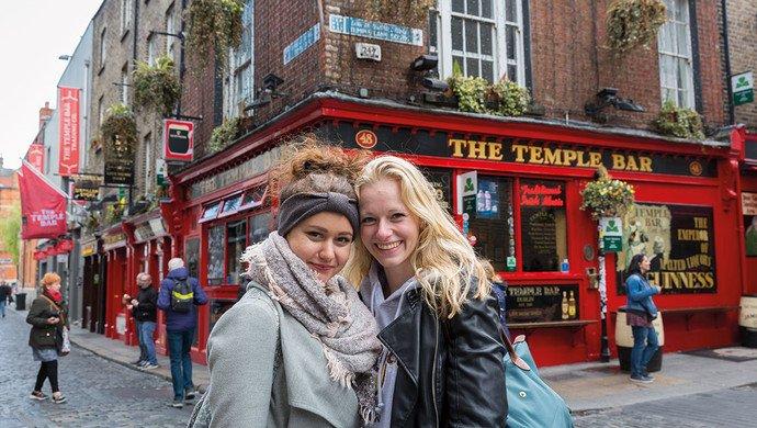 Exkursion Dublin