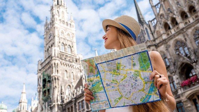 Klassenfahrt München