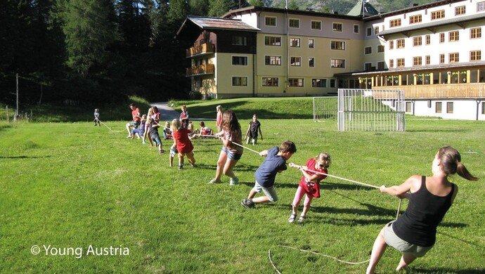 Klassenfahrt Obertauern
