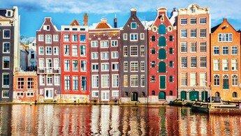 Klassenfahrt Amsterdam