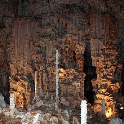 Höhle Aven d'Orgnac