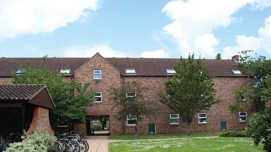 Selbstversorger-Wohnungen der Universität