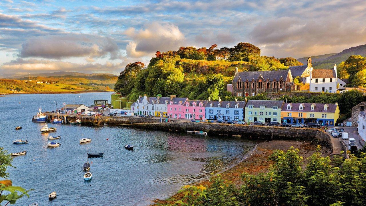 Isle of Skye Portree