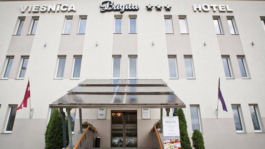 Hotel Kolonna Brigita