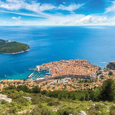 Alle Programmbausteine Dubrovnik auf einen Blick