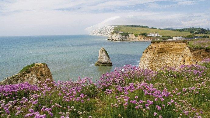 Klassenfahrt Portsmouth und Isle of Wight