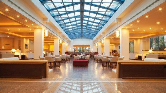 Hotel Alkyon Resort ***** in Vrahati (Peloponnes)