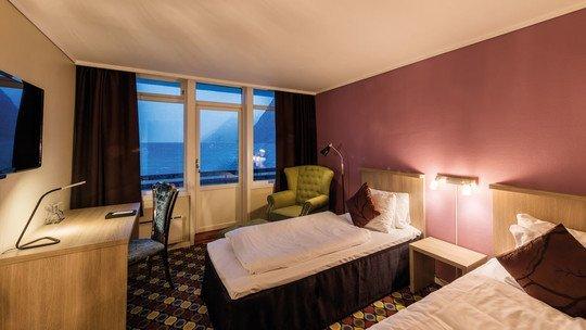 Havila Hotel Raftevold