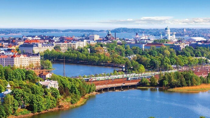 Klassenfahrt Stockholm - Helsinki - Tallinn