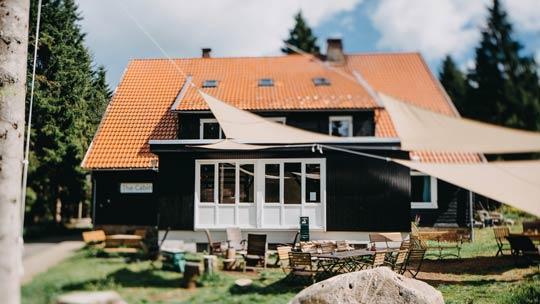 The Cabin - Selbstverpflegerhaus