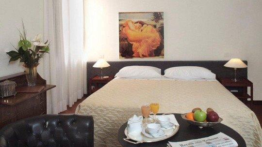 z. B.Hotel Palazzo Ricasoli ★★★★