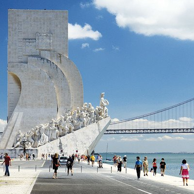 Alle Programmbausteine Lissabon auf einen Blick