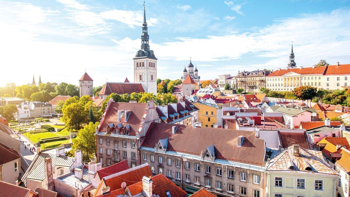 Altstadt Tallinns