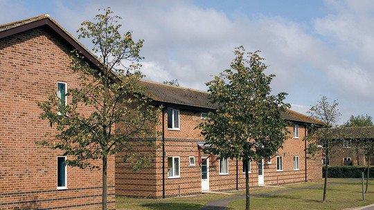 Wohnungen auf dem Campus-Gelände Parkwood Standard Houses