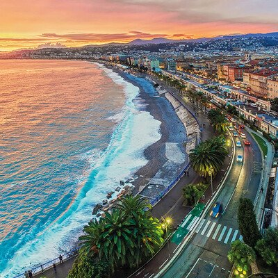 Nizza & Cannes
