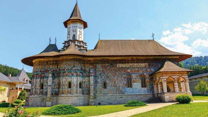 Gruppenreise Faszination Moldauklöster