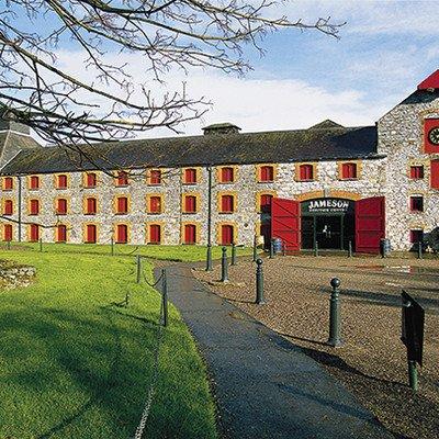Old Jameson Distillery Midleton