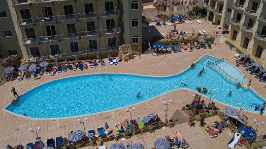 Hotel Topaz Malta Bewertung