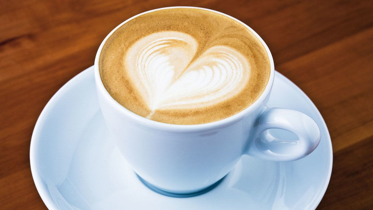 Kaffee in entspannter Athmosphäre
