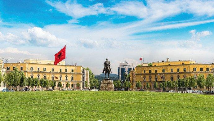 Informationsreise Albanien