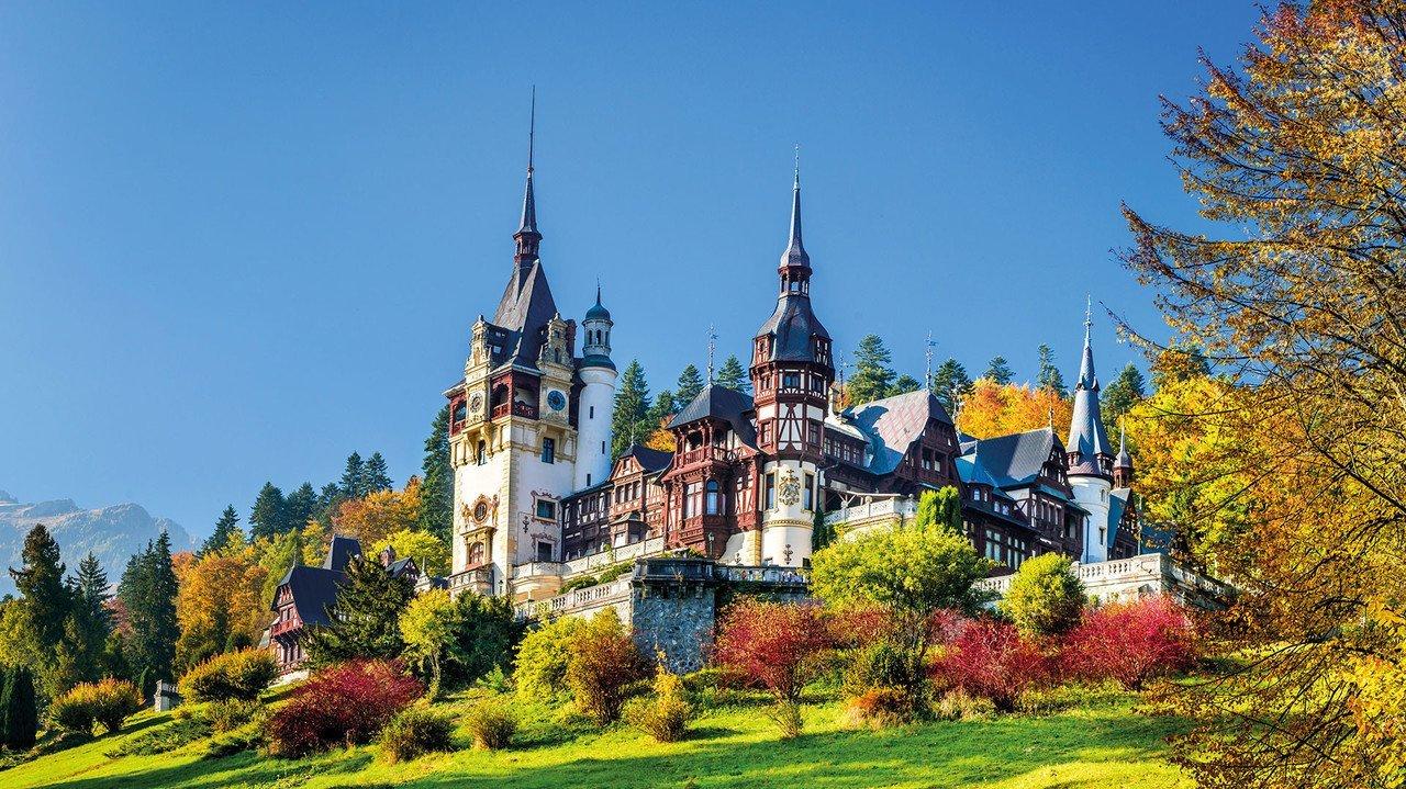 Schloss Pele in Rumänien