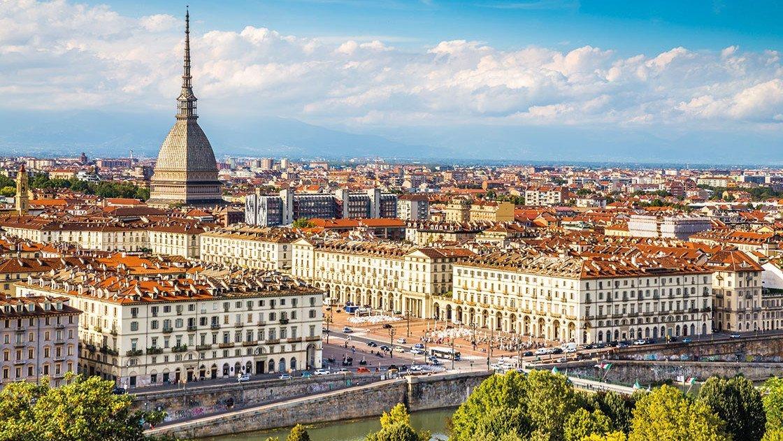 Stadtansicht Mailand