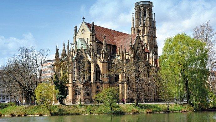 Klassenfahrt Stuttgart