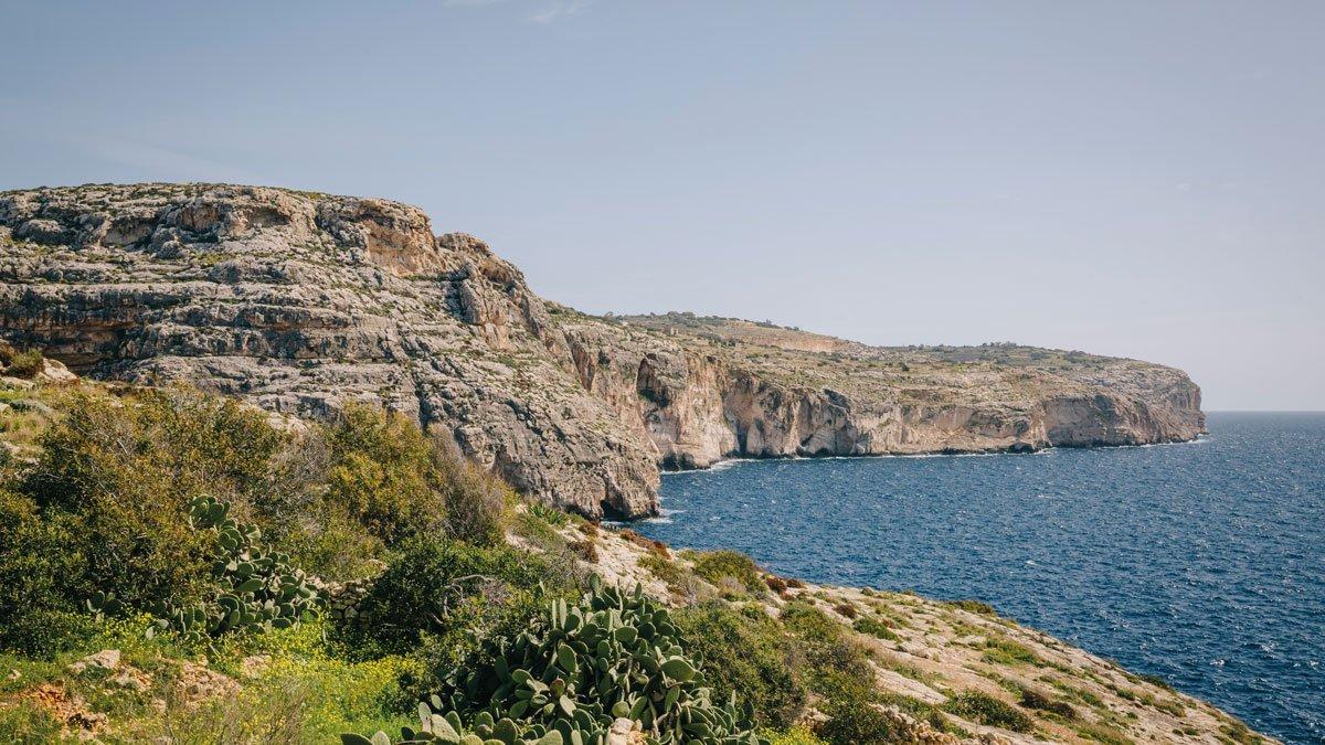 Küste Maltas