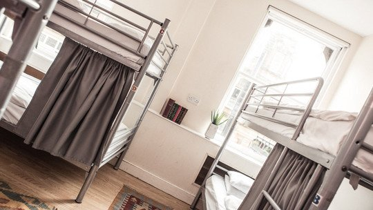 Hilton Chambers at Hatters Hostel Manchester