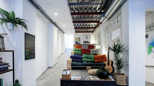 Hostel Koba in San Sebastian