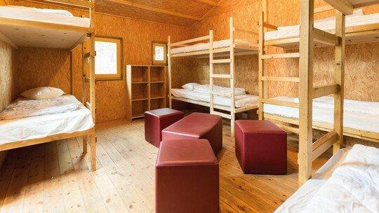 Camp Adventure Walsrode - Gruppenhaus