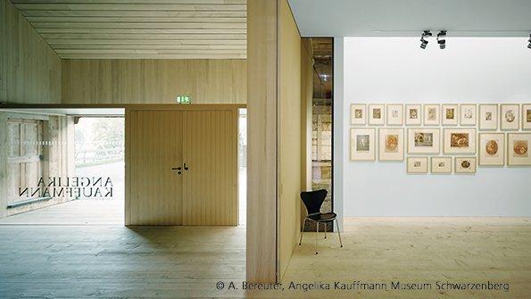 Das fantastische Angelika Kaufmann Museum in Schwarzenberg