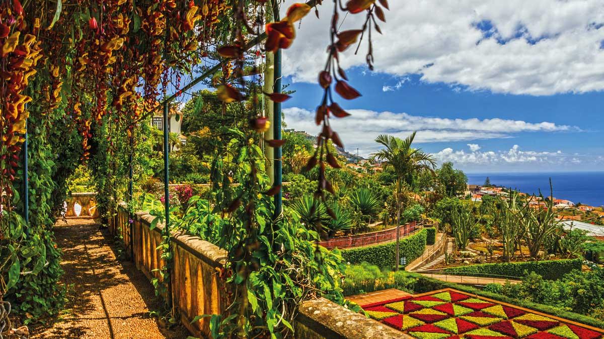 Madeiras Botanischer Garten