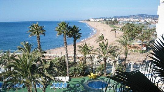 Mittelklassehotels*** an der Costa Maresme