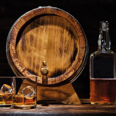 Glenfiddich Whisky Distillery