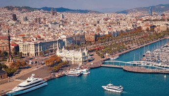 Exkursion Barcelona