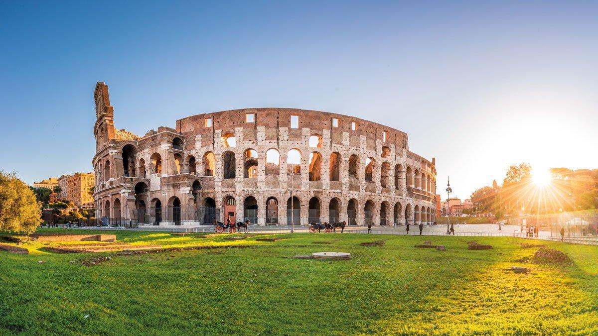 Triumphbogen in Rom