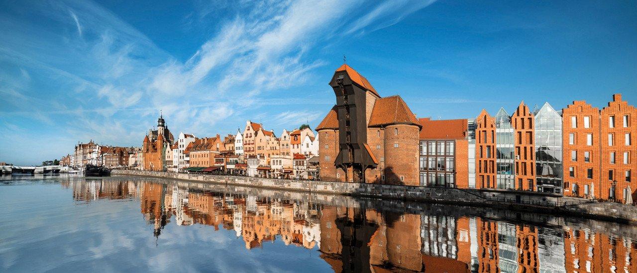 Ansicht von Lübeck
