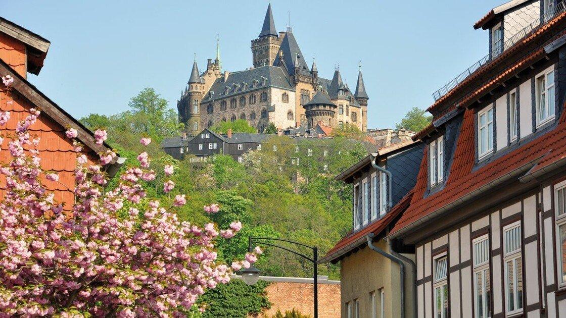 Wernigerodes Schloss