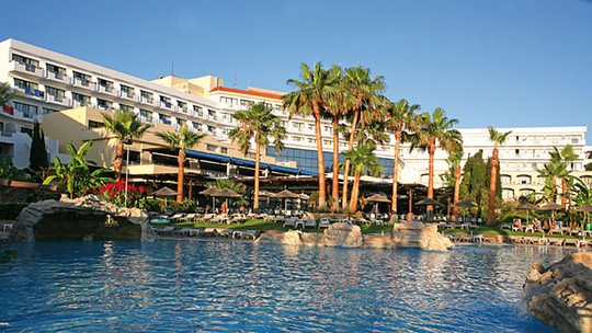 Saint George Hotel Hotel Spa & Golf Beach Resort